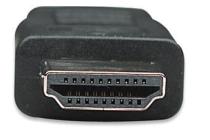 HDMI/DVI DVI-D 24+1 Dual Link Monitorcable M/M 1.8 m polybag