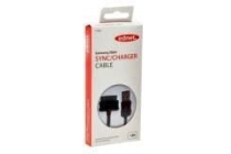 Ednet Samsung Sync/Charger Cable. Samsung 30pin – USB A. 0.5m