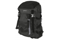 Zippack. Heavy-Duty, Top-Loading, Four-Compartment, Woven Nylon Backpack for Most Laptop Computers Up To 15.6″, Black/Black SRP €49.99