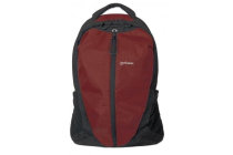 Airpack Lightweight Top-Loading Backpack for Most Laptop Computers Up To 15.6″, Red/Black SRP €39.99