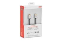 3 Meter HDMI Premium Cable  A M/M w/Ethernet 4K Ultra HD Cotton