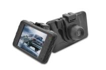 Dash Cam, HD 720p, 3 MP, 2.4 inch TFT screen, black color
