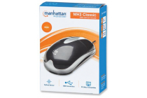MH3 Classic Optical Desktop Mouse  USB, Three Buttons with Scroll Wheel, 1000 dpi