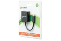 SuperSpeed+ USB 3.1 Type-C  to HDMI Converter
