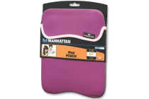 iPad Pouch Reversible, Fits iPad and Most Tablets Up to 9.7″ Purple/Beige