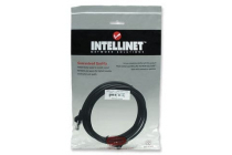 Network Cable Cat5e UTP 20m Black CCA Snagless