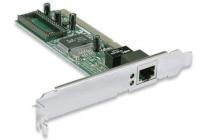 INT Network Card, PCI, Gigabit, 10/100/1000 Mbit/s