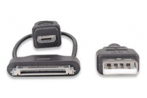 iLynk 2-in-1 Cable USB to 30-pin and Micro USB