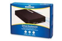 MH Superspeed Enclosure for 2.5″ Sata, USB 3.0. Aluminium