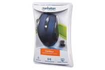 MH Contour Laser Wireless mouse, USB, 2000dpi, Navy