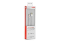 Ednet Apple CERTIFIED iP5 cable, Apple 8pin – USB A, 1.0m