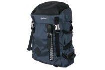 Zippack. Heavy-Duty, Top-Loading, Four-Compartment, Woven Nylon Backpack for Most Laptop Computers Up To 15.6″, Navy Blue / Black SRP €49.99