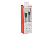 1.8m ednet Mini B USB 2.0 Premium Connection Cable, Type A to Mini B, 1.8m