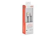 2m Ednet Premium HDMI to Micro HDMI Cable 2m Cotton Gold