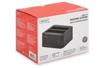 DIGITUS USB3.0 Dual SATA HDD Docking Station