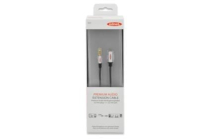 Audio Premium EXT Cable stereo 3.5mm M/F 3.0m Cotton Gold