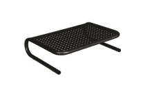 Metal Art Junior Monitor Stand Black