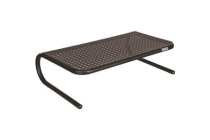Metal Art Monitor Stand Black