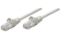 INT 1m Patch Cable Cat 6e UTP Grey Bag CCA Snagless