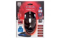 Gaming Mouse USB 2400 dpi Silent Black