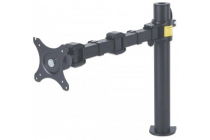 MH LCD Monitor Mount with Double-Link Swing Arm