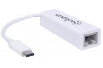 Type-C to Gigabit Network Adapter, USB 3.1 Gen 1 (5 Gbit/s)