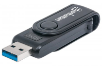 SuperSpeed USB 3.0, External Card Reader & Writer, 24-in-1, Mobile
