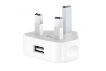 UK Plug Main Wall Charger 1A USB