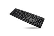 USB Keyboard 104 keys American Layout Black
