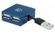 Hi-Speed USB 4 Port Hub Bus Powered