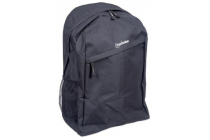 Knappack Backpack, Lightweight, Top-Loading, For Laptop Computers Up To 15.6″, Black