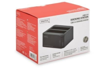 DIGITUS USB3.0 Dual SATA HDD Docking Station