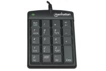 MH Numeric Keypad Slim Sized 19 Keys USB