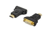 HDMI to DVI ADAPTER, TYPE A – DVI-I(24+5) M/F