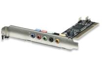 PCI Sound Card 5 channel
