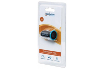 PopCharge Auto Fast charger One  2.4A Port
