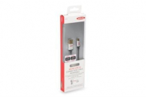 1.8m Ednet USB 2 to Micro B Cable 1.8m Reversable Connectors