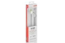 ednet 2in1 USB 2.0 Sync/Charger cable CERTIFIED