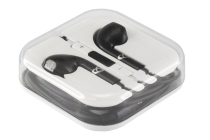 Sbox In-Ear Headphones Black