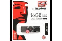 Kingston DataTraveler G2 16GB USB 2.0 Flash Drive DT101G2/16