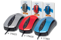 10Edge Optical USB Mice