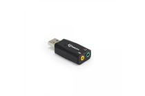 USB to 2 x 3.5mm Sound Card Sbox USBC-11