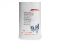 ednet Screen Cleaner, 100 wipes