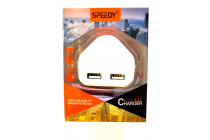 2.1A Dual USB Wall Charger