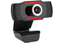 Techly USB Webcam 60T 1080p full HD with Mic