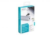 DIGITUS USB Type-C 3-Port Hub + Gigabit Ethernet