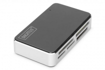 DIGITUS USB 2.0 Card-Reader All-in-one