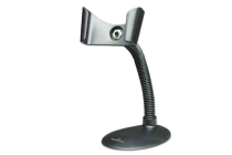 Barcode Scanner Stand, Gooseneck with base