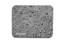 Allsop Mouse Pad Raindrop Black – Packaged