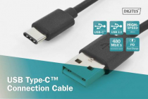 2M PREMIUM USB TYPE C TO A CABLE 3A 480MB 2.0